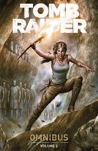 [Tomb Raider: Omnibus: Volume 2 (Product Image)]
