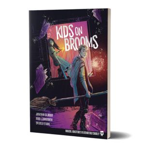 [Kids On Brooms Role Playing Game (Product Image)]