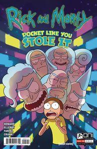 [Rick & Morty: Pocket Like You Stole It #5 (Product Image)]