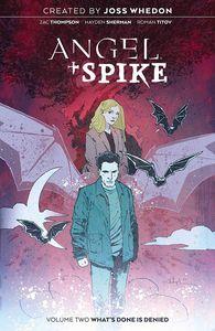 [Angel & Spike: Volume 2 (Product Image)]
