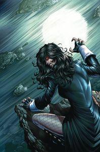 [Van Helsing Vs The Werewolf #2 (Cover D Metcalf) (Product Image)]