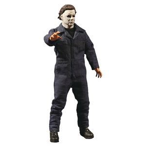 [Halloween: One:12 Collective Action Figure: Michael Myers (Product Image)]