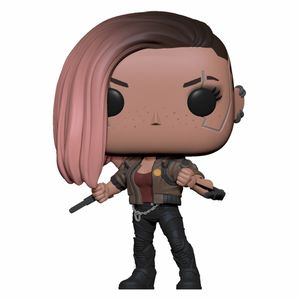 [Cyberpunk 2077: Pop! Vinyl Figure: V (Female) (Product Image)]