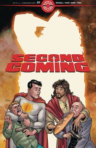 [Second Coming #1 (2nd Printing) (Product Image)]