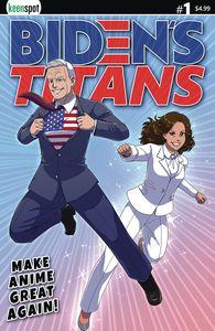 [Bidens Titans #1 (Cover D Joseco) (Product Image)]
