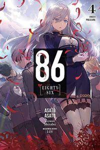 [86 - Eighty Six : Volume 4 (Light Novel) (Product Image)]