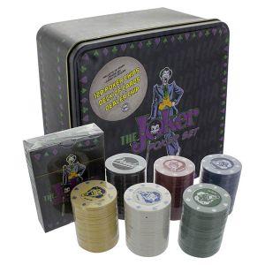 [DC: Poker Set: The Joker (Product Image)]