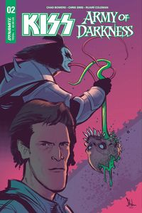 [KISS/Army Of Darkness #2 (Cover A Strahm) (Product Image)]