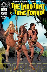 [The Land That Time Forgot: Fearless #1 (Cover B Wolfer) (Product Image)]