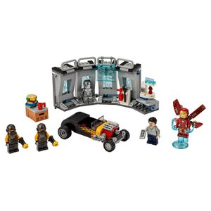 [LEGO: Marvel: Iron Man: Armory (Product Image)]