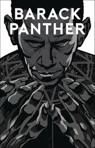 [Barack Panther #1 (Silver Screen Variant) (Product Image)]