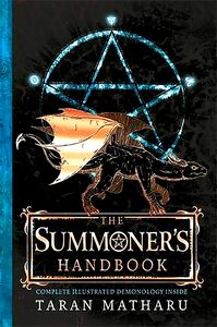 [The Summoner's Handbook (Hardcover - Signed Edition) (Product Image)]