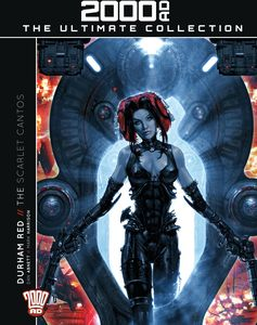 [2000AD: Ultimate Collection: Issue 71: Durham Red: The Scarlet Cantos (Product Image)]