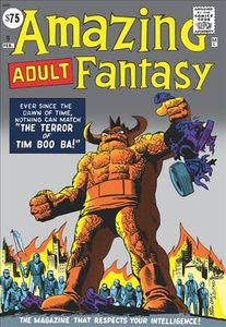 [Amazing Fantasy: Omnibus (New Printing Hardcover) (Product Image)]