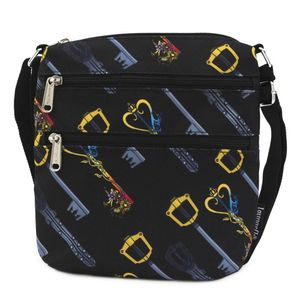 [Kingdom Hearts: Passport Bag: Keys (Product Image)]