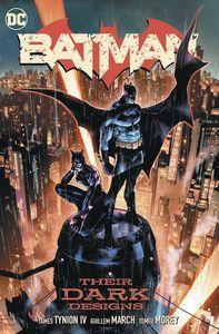 [Batman: Volume 1: Their Dark Designs (Hardcover) (Product Image)]