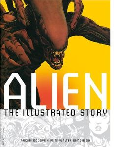 [Alien: The Illustrated Story (Titan Edition) (Product Image)]