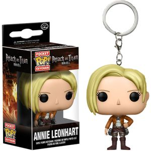 [Attack On Titan: Pocket Pop! Keychain: Annie Leonhart (Product Image)]
