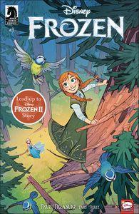 [Disney's Frozen: True Treasure #3 (Petrovich Variant) (Product Image)]
