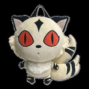 [Inuyasha Kirara: Plush Backpack (Product Image)]