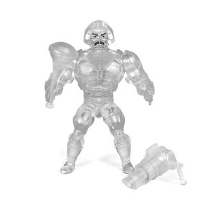 [Masters Of The Universe: Vintage Action Figure: Crystal Man-At-Arms (Product Image)]