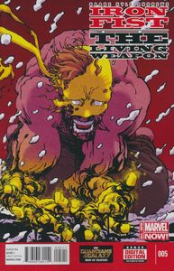 [Iron Fist: Living Weapon #5 (Product Image)]