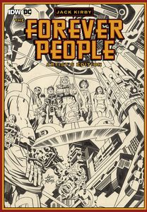 [Forever People: Artist Edition (Hardcover) (Product Image)]