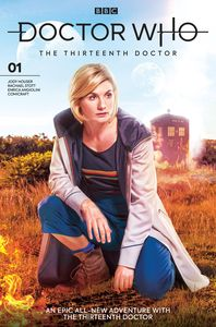 [Doctor Who: The 13th Doctor #1 (Cover B - Photo) (Product Image)]
