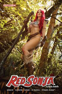 [Red Sonja: 2021 #2 (Cover E Cosplay) (Product Image)]