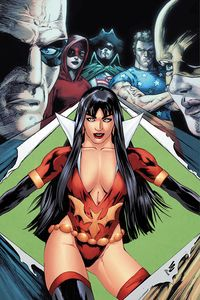 [Vampirella: Dark Powers #2 (Lau Virgin Variant) (Product Image)]