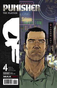 [Punisher: Platoon #4 (Product Image)]