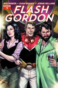[Flash Gordon #6 (Product Image)]