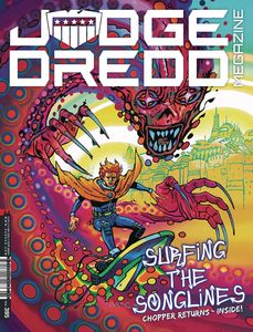 [Judge Dredd Megazine #399 (Product Image)]