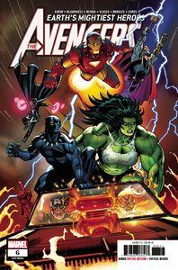 [Avengers #6 (Product Image)]