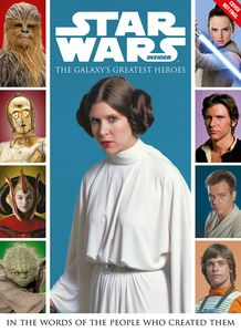 [Star Wars: The Galaxy's Greatest Heroes (Product Image)]