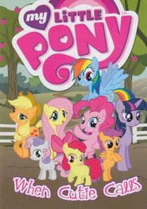 [My Little Pony: When Cutie Calls (Product Image)]