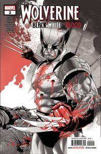[Wolverine: Black White Blood #2 (Product Image)]