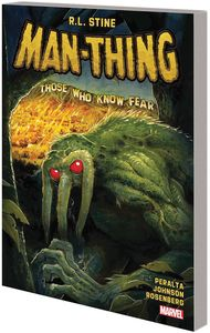 [Man-Thing: By R L Stine: Volume 1 (Product Image)]