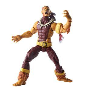 [Spider-Man: Legends Series Action Figure: Puma (Product Image)]