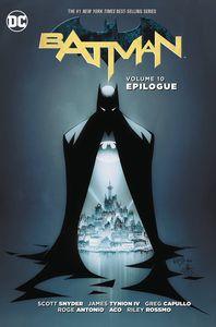 [Batman: Volume 10: Epilogue (Product Image)]