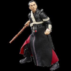 [Star Wars: Rogue One: Black Series Action Figure: Chirrut Imwe (Product Image)]