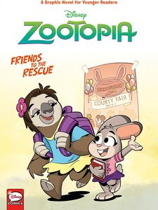 [Disney Zootopia: Friends To The Rescue (Product Image)]