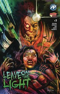 [Leave On The Light #3 (Cover A) (Product Image)]