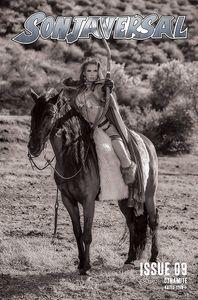 [Sonjaversal #9 (Cover I Cosplay Black & White) (Product Image)]