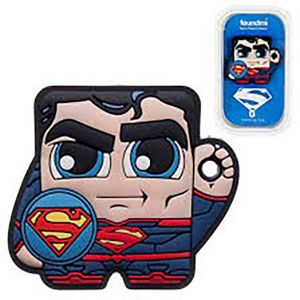 [DC: Foundmi Bluetooth Tracking Tag: Superman (Product Image)]