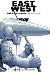 [East Of West: The Apocalypse: Year Three (Hardcover) (Product Image)]