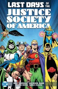 [Last Days Of The Justice Society Of America (Product Image)]
