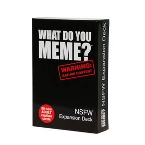 [What Do You Meme? (NSFW Expansion Pack) (Product Image)]