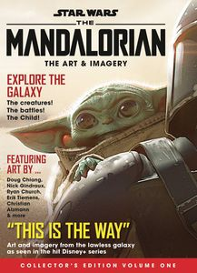 [Star Wars: The Mandalorian: Art & Imagery Collector's Edition Magazine: Volume 1 (Product Image)]