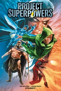 [Project Superpowers (2018): Volume 1: Evolution (Hardcover) (Product Image)]